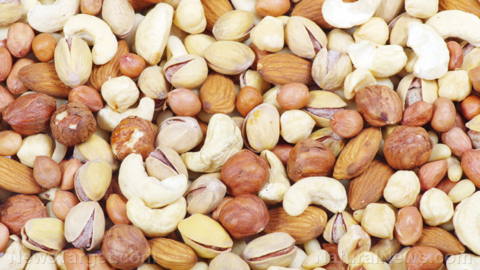 Mixed Nuts Cashew Almond